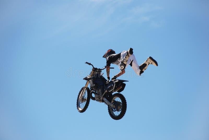 motocrossmx royaltyfria bilder