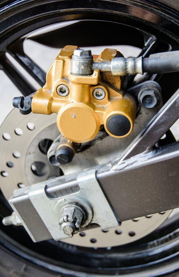 Download Motocycle discbrake stock photo. Image of color, handbrake - 34648062