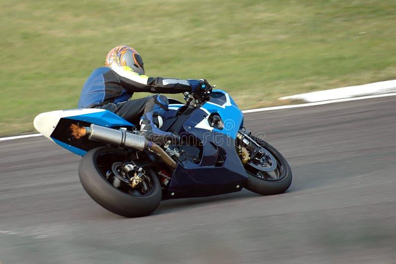 Motocyclette II de emballage images libres de droits