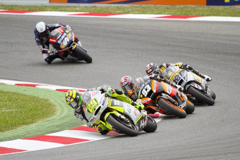 Motocyclisme image stock