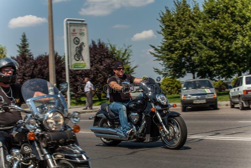 motocykl obrazy royalty free