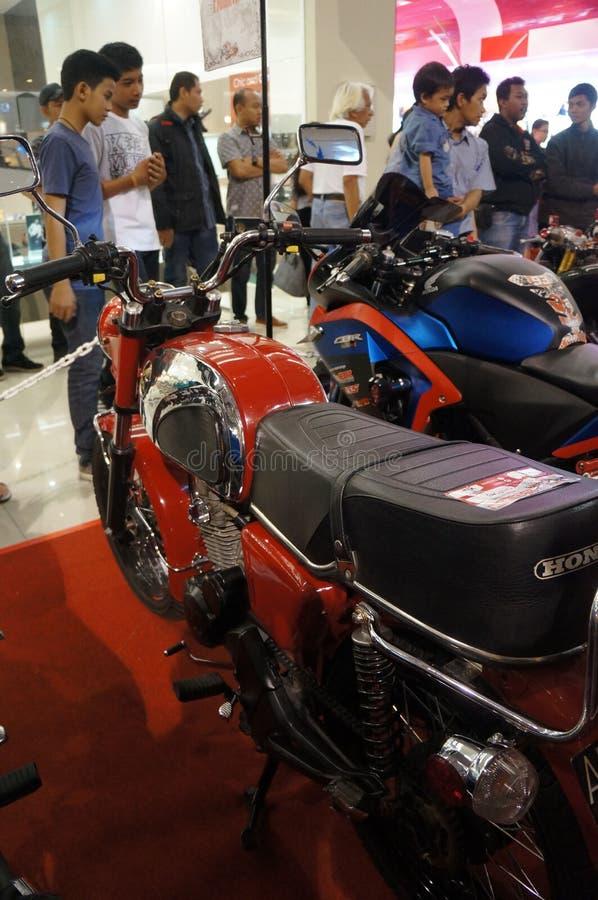 motocykl retro zdjęcia royalty free