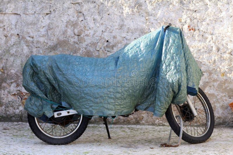 motocykl stary obraz royalty free