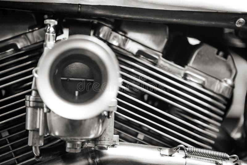 motocykl wyszczególnia części zdjęcie royalty free