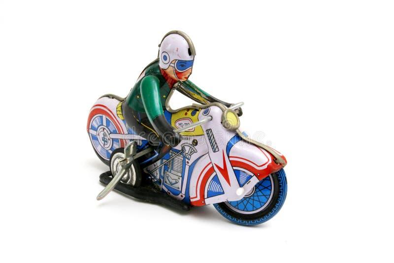 motocykl zabawka fotografia royalty free