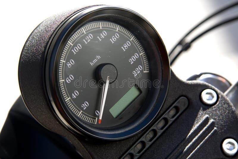 Download Motocyklu szybkościomierz zdjęcie stock. Obraz złożonej z pokoleniowy - 13326778