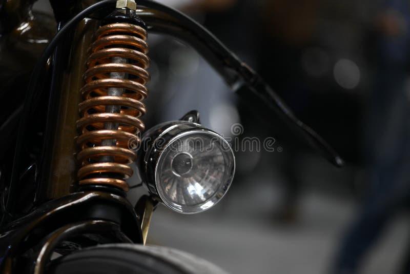 Download Motocyklu zawieszenie zdjęcie stock. Obraz złożonej z czysty - 53778474