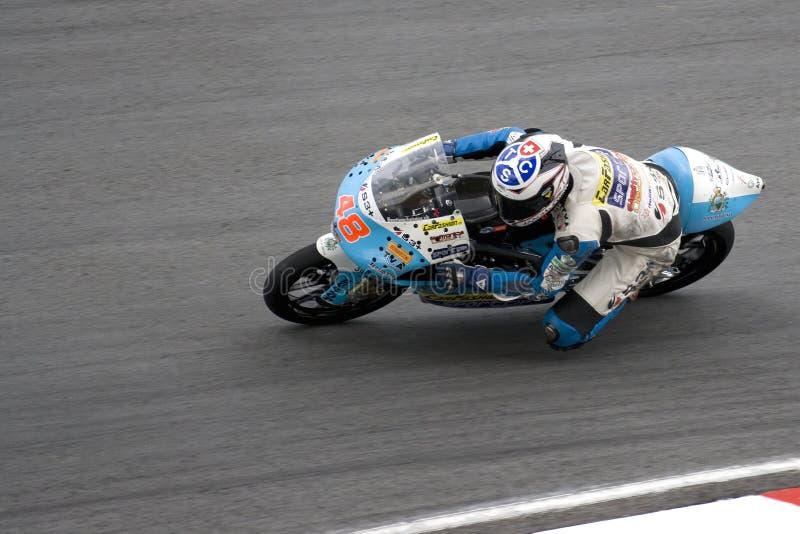 Download Motogp 125cc - Bastien Chesaux Foto de archivo editorial - Imagen de magnífico, ruedas: 7287198