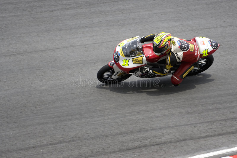 Download Motogp 125cc - Sandro Cortese Foto editorial - Imagen de ruedas, personas: 7286676