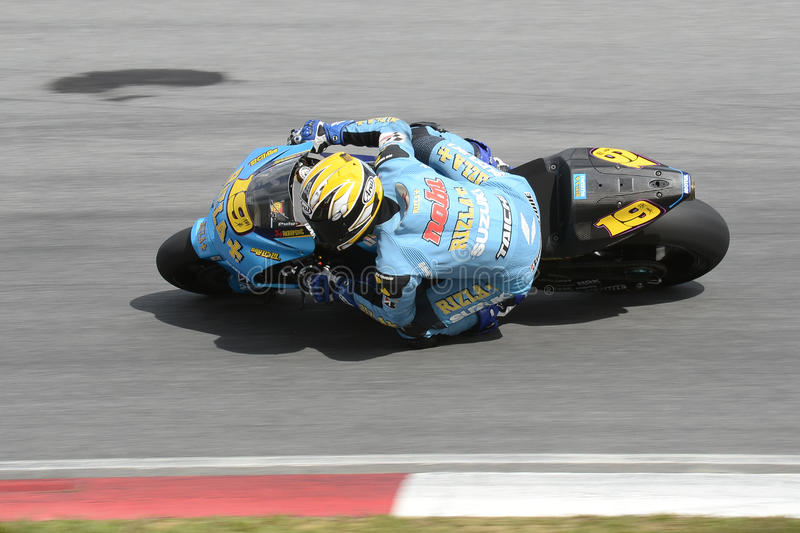 Download Motogp editorial stock image. Image of race, colorful - 18157239