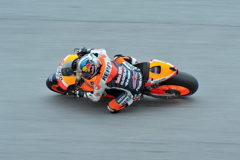 MotoGP 图库摄影