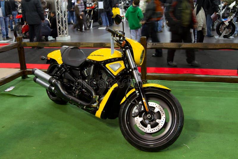 motoplus moto της Ευρασίας EXPO ποδηλά&tau στοκ εικόνες