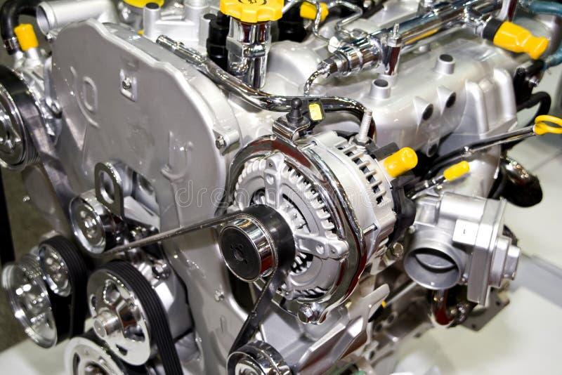 Motor stockbilder
