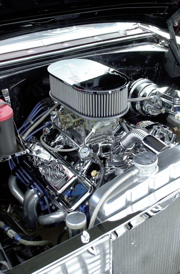 Download Motor foto de archivo. Imagen de cromado, demostración - 178760