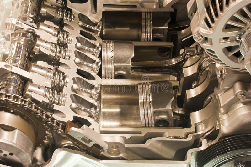 motor arkivfoto