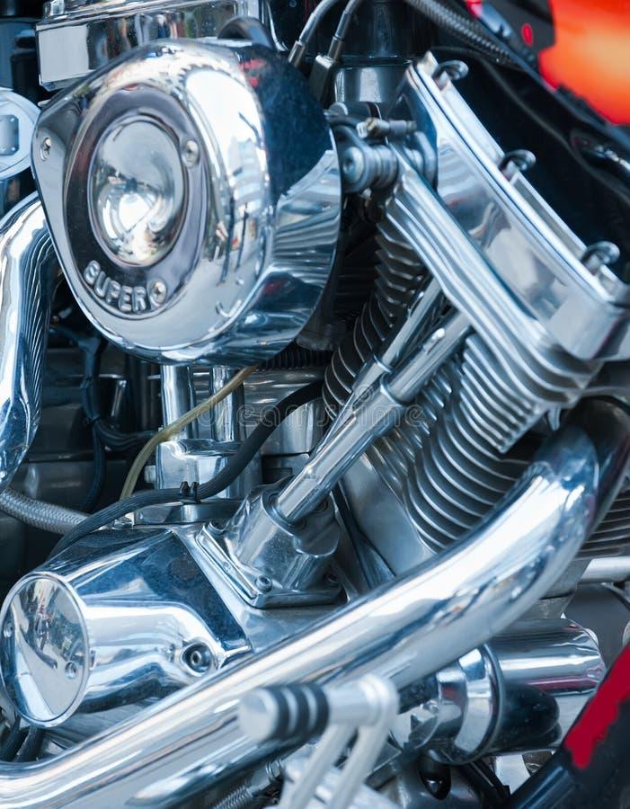 Motor royaltyfri bild