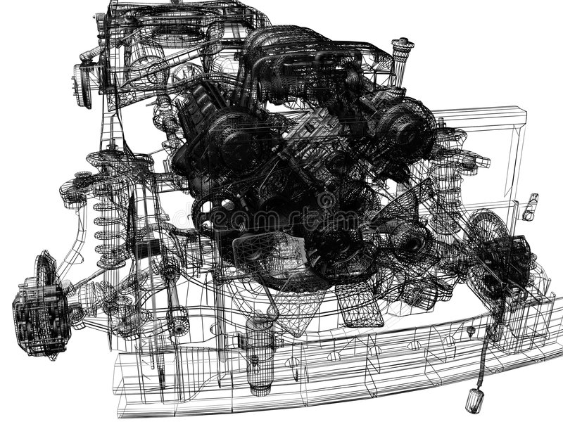Download Motor Stock Photos - Image: 3223543