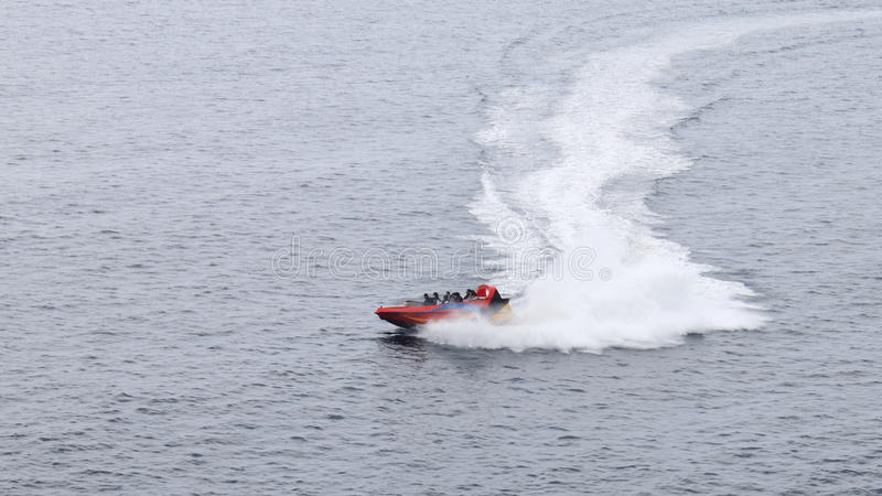 Download Motor Boat In The Sea Stock Photography - Image: 25064902