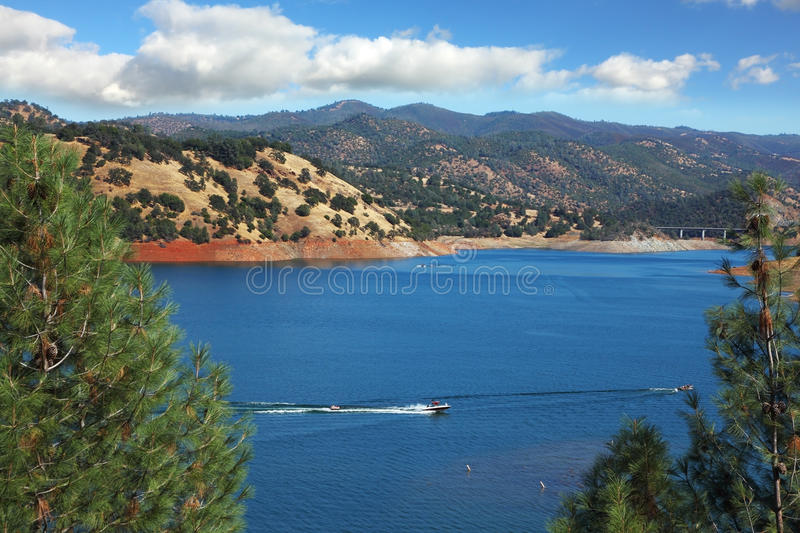 Download Motor Boats  In The Azure Waters Stock Photography - Image: 16587772