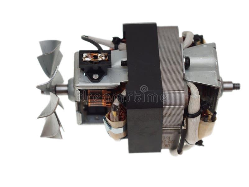 Motor bonde do aspirador de p30 isolado no branco foto de stock