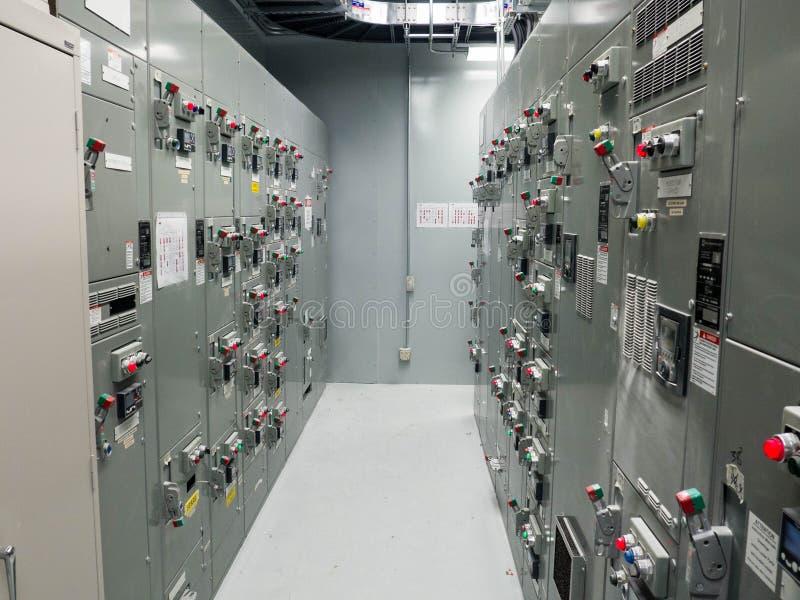 Motor Control Center royalty-vrije stock afbeeldingen