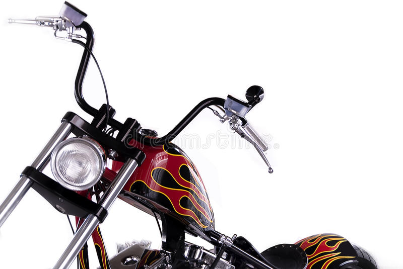 Download Motor Cycle stock photo. Image of chrome, custom, chopper - 14777128