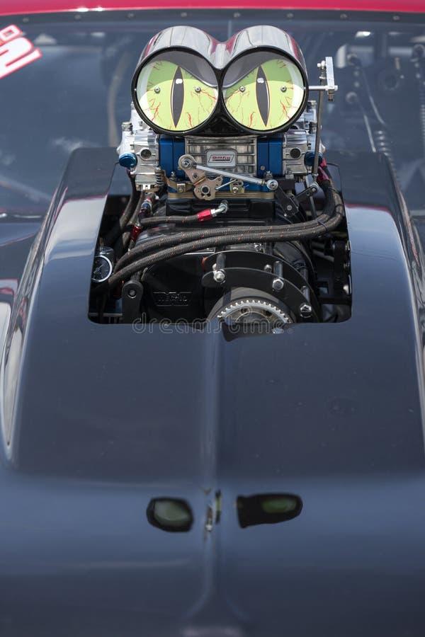 Motor da raça fotos de stock