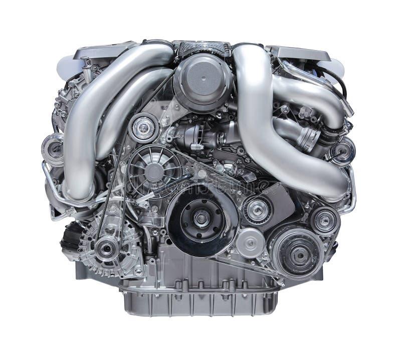 Motor de automóveis ilustração royalty free