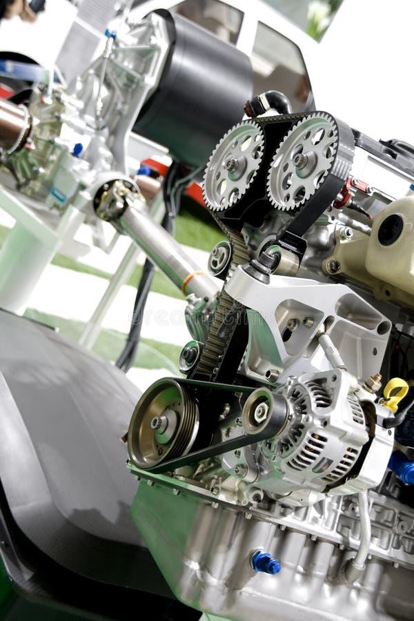 Motor de automóvel imagens de stock