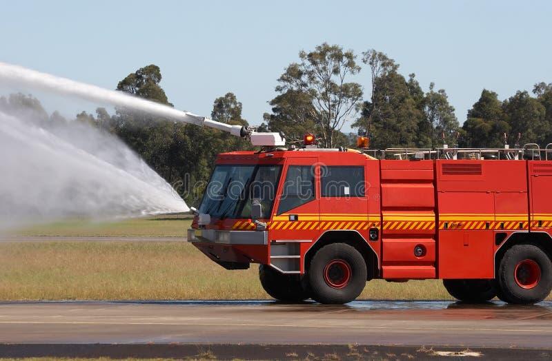 Motor de incêndio imagens de stock royalty free