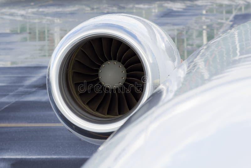 Motor de JATO do negócio imagem de stock
