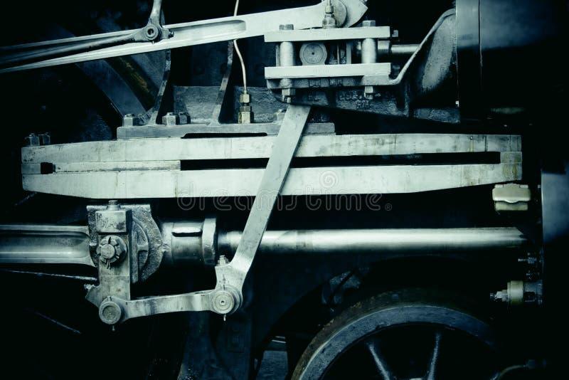 Motor de vapor imagem de stock royalty free