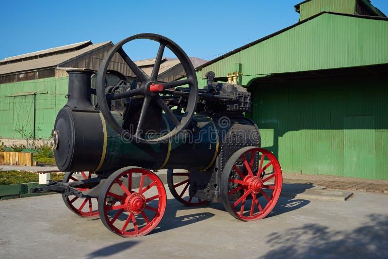 Download Motor de vapor imagen de archivo. Imagen de ferrocarril - 41900489
