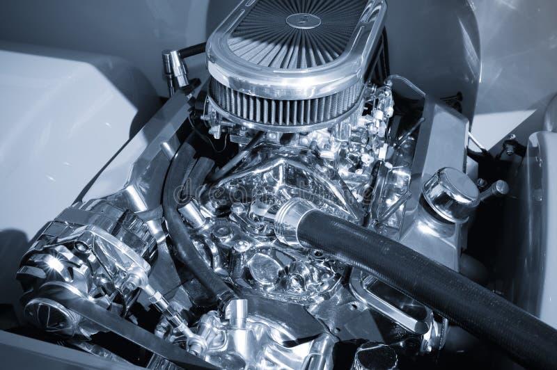 Motor de veículo imagem de stock royalty free