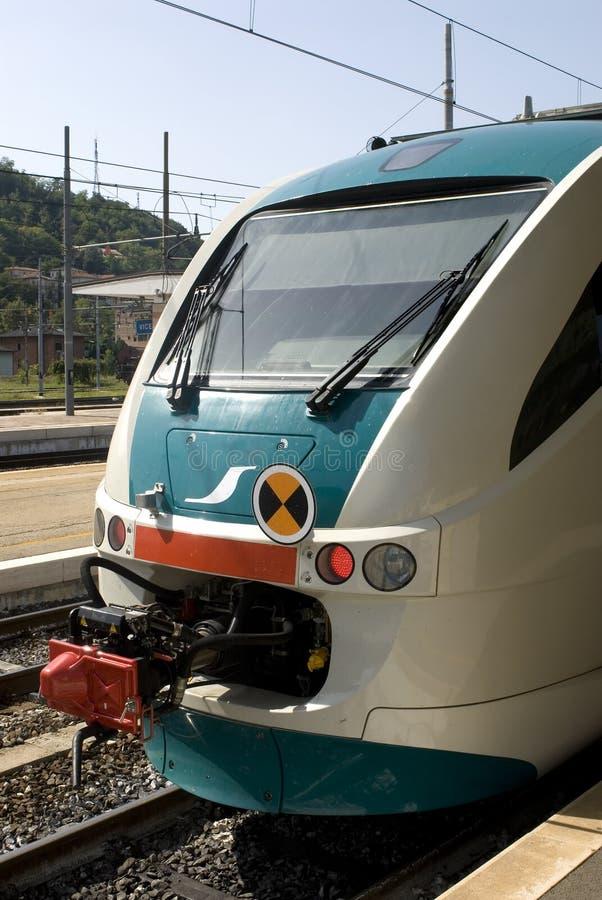 Download Motor del tren imagen de archivo. Imagen de nuevo, turista - 1276705