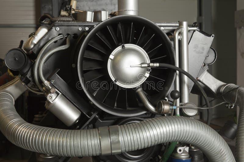Motor diesel imagens de stock royalty free