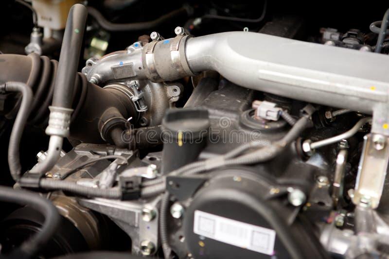 Motor diesel imágenes de archivo libres de regalías