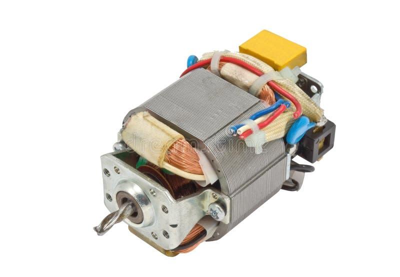 Motor eléctrico imagenes de archivo