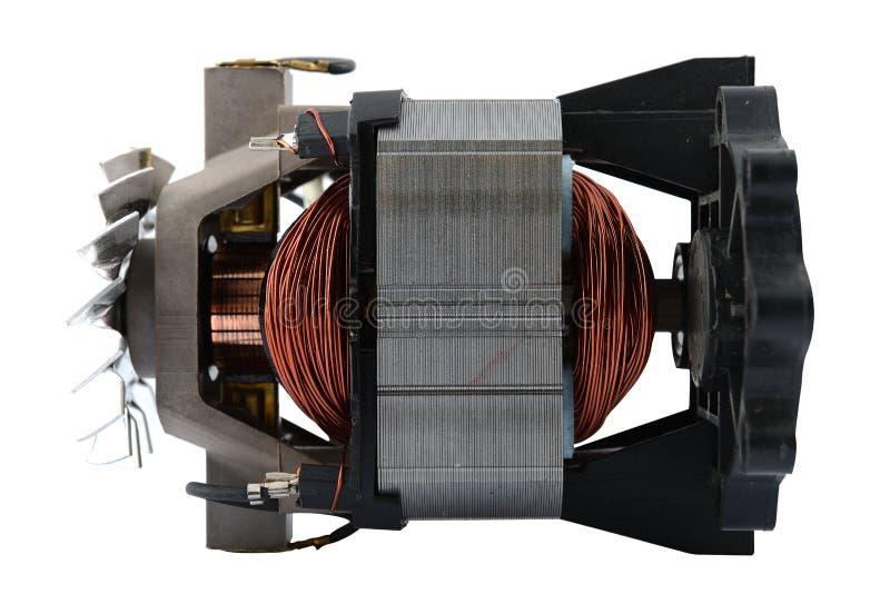 Motor eléctrico imágenes de archivo libres de regalías