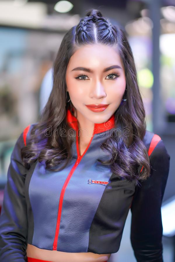 Motor Expo Thailand 2019 royalty free stock photos