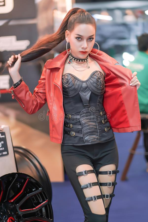 Motor Expo Thailand 2019 stock photography
