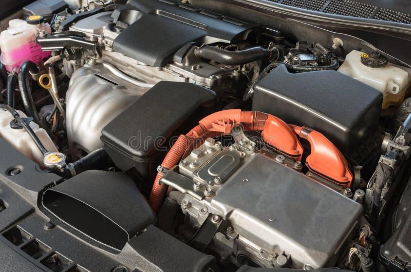Motor híbrido foto de archivo