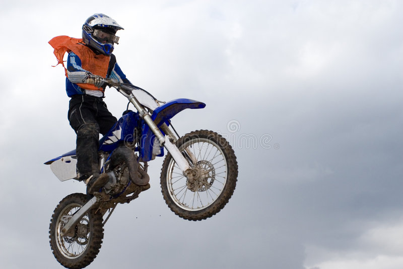 Download Motor racing stock photo. Image of cycles, moto, motocross - 1265630