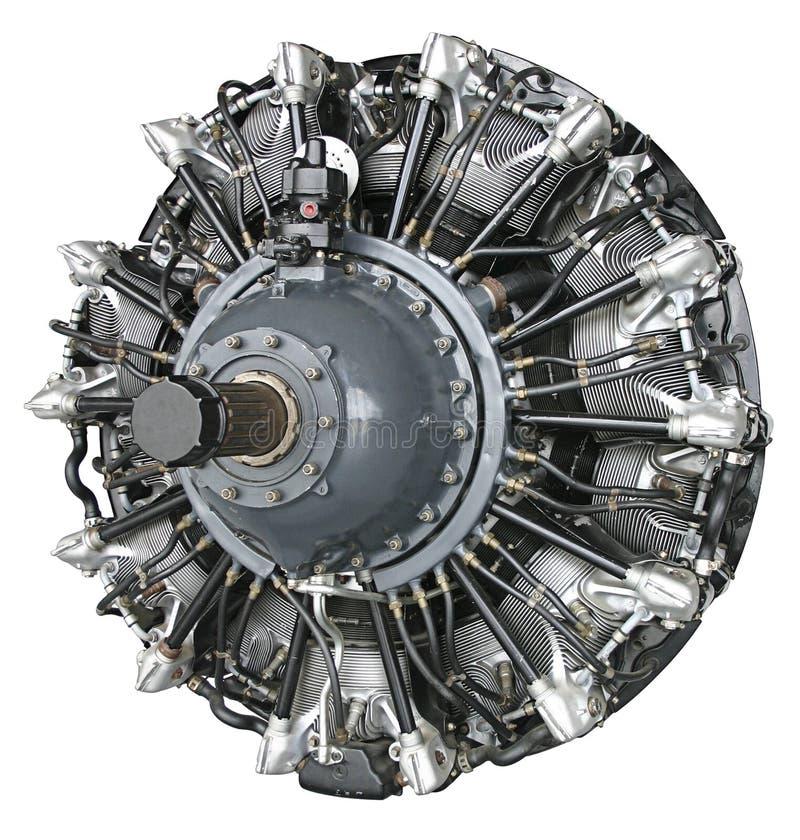 Motor radial fotos de archivo