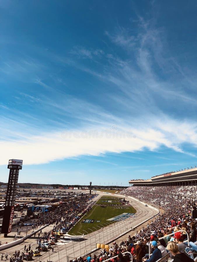 Motor Speedway fotografia royalty free