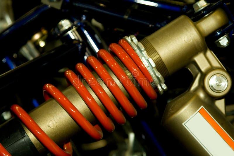 Motor suspension stock images