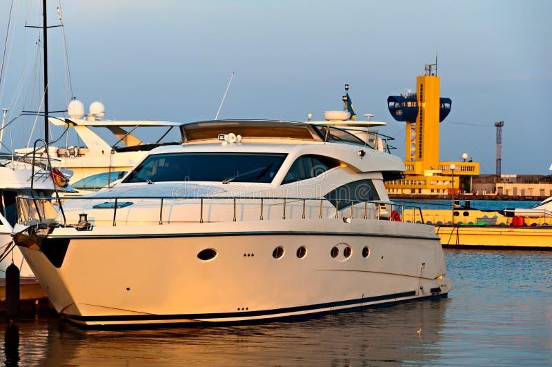 Download Motor Yacht stock photo. Image of journey, elegance, marine - 26150182