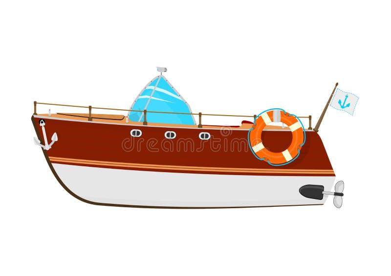 motora ilustración del vector