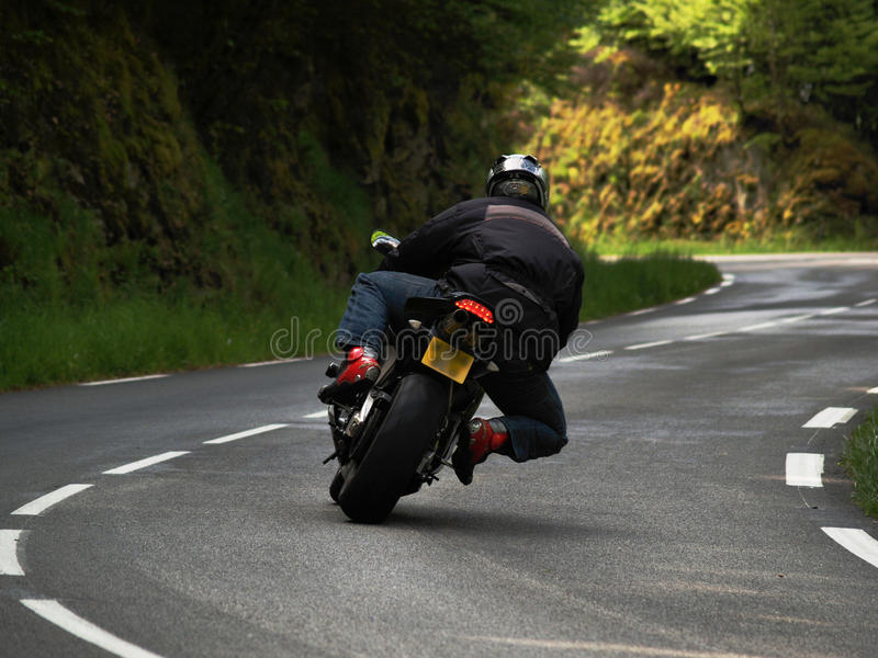 Motorbike Royalty Free Stock Photography