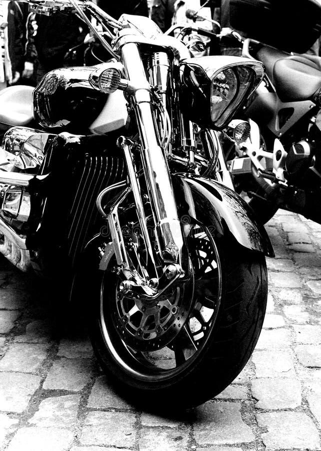 motorbike fotografering för bildbyråer